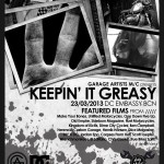 Cartel del Keepin' it Greasy