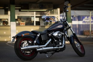 Harley-Davidson Dyna Street Bob 2013 Special Edition