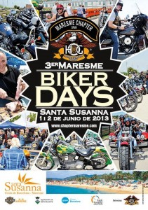3er Maresme Biker Days 2013