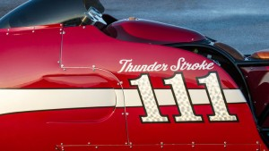 "Indian ""Spirit of Munro"", el homenaje a Burt Munro - Thunder Stroke 111"