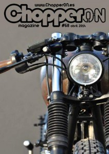 ChopperON #68, Revista Custom Online Abril 2014