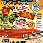 Cartel Riverside 9 2014, Crazy Car Hop