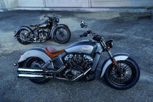 Indian Scout 2015, nuevo modelo de Indian Motorcycles