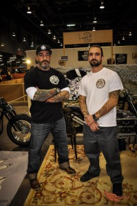 Entrevista a Break Skull Choppers - Rafael y Jorge