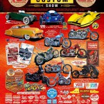 Cartel YokohamaHot Rod Custom Show